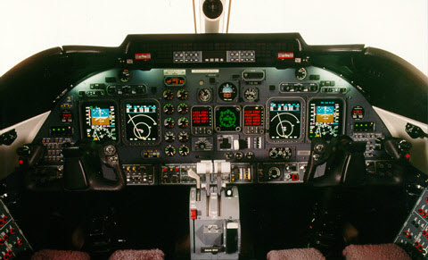 Learjet 60 Flightworks